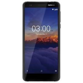 SIM Free Nokia 3.1 16GB Mobile Phone - Black/Silver