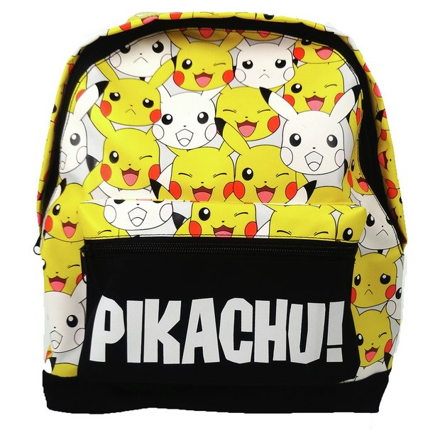 e1028bab77c7 Buy Pokemon Colour Change Backpack - Black and White