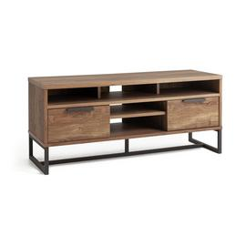 Argos Home Nomad TV Unit - Oak Effect