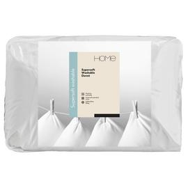 Argos Home Supersoft Washable 10.5 Tog Duvet - Single