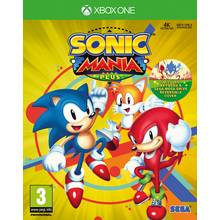 Sonic Mania Plus Xbox One Game