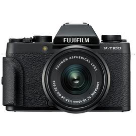Fujifilm X-T100 Mirrorless Camera With XC 15-45mm Lens