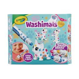 Crayola Washimals - 3 Pack