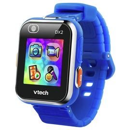 VTech Kidizoom Dual Camera Smart Watch - Blue