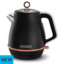Morphy Richards Evoke 104414 Jug Kettle - Black