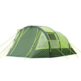 Olpro Abberley XL Breeze 4 Man 2 Room Tunnel Camping Tent