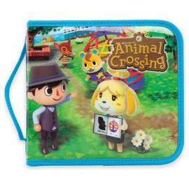 PowerA Animal Crossing Nintendo DS Folio Case