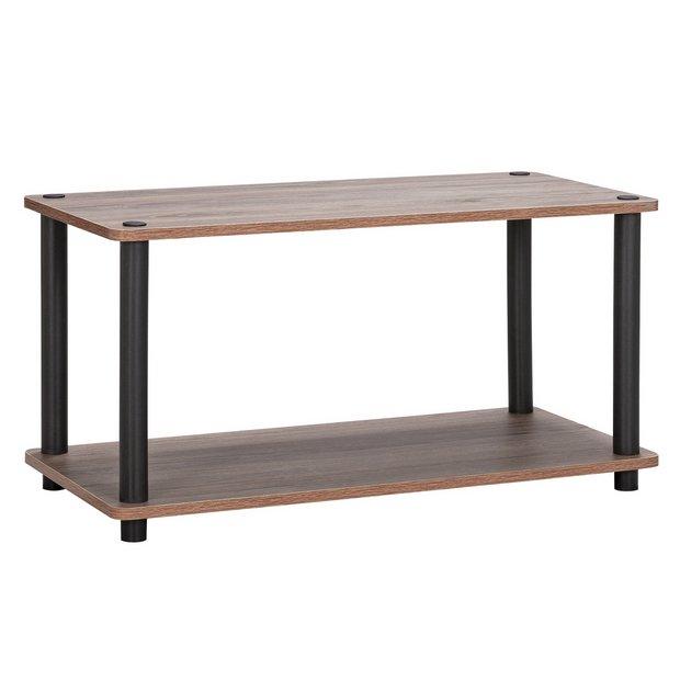 Buy Argos Home New Verona Coffee Table Dark Wood Effect Coffee Tables Argos
