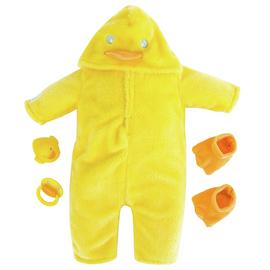 Chad Valley Tiny Treasures Fluffy Chick Cosy & Accessory Set