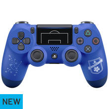 PS4 DualShock 4 FC Limited Edition Controller - Blue Best Price, Cheapest Prices
