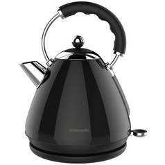 Cookworks Pyramid Kettle - Black