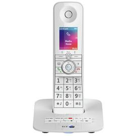 BT Premium Cordless Telephone with Voice Control - Single