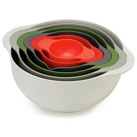 Joseph Joseph Duo 6 Piece Food Preparation Bowl Set