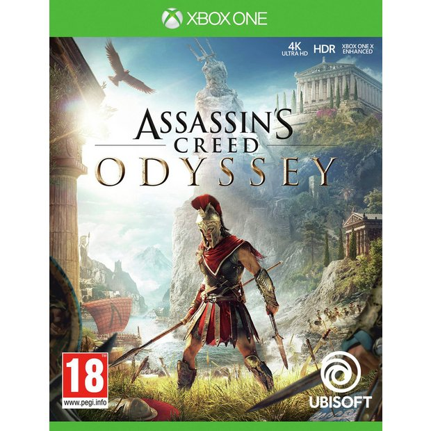 Buy Assassin S Creed Odyssey Xbox One Game Xbox One Games Argos