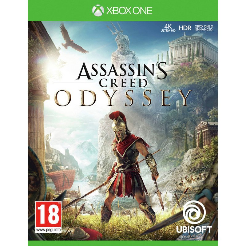 Assassin's Creed Odyssey Xbox One Game from Argos