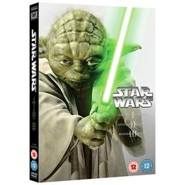 Star Wars: The Prequel Trilogy DVD Box Set