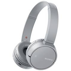 Sony WH-CH500 On - Ear Wireless NFC Headphones- Grey