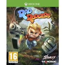 Rad Rodgers Xbox One Game