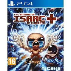 Binding of Isaac: Afterbirth + PS4 Pre-Order Game