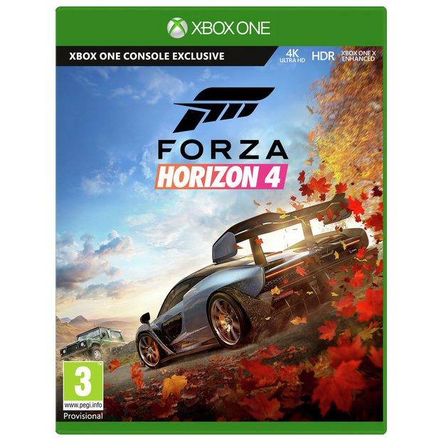 Buy Forza Horizon 4 Xbox One Game Xbox One Games Argos