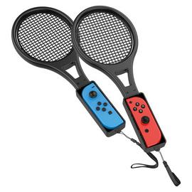 Venom Tennis Racket Twin Pack - Nintendo Switch