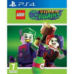 Lego DC Supervillains PS4 Game