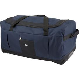 Go Explore Extra Large Navy Blue Wheeled Holdall