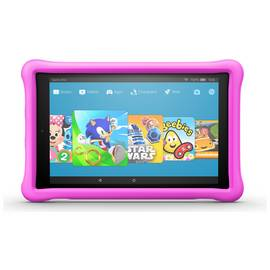 Amazon Fire HD 10 10.1 Inch 32GB Kids Edition Tablet - Pink