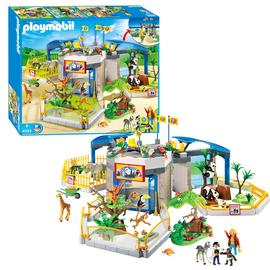 Playmobil 4093 City Life Animal Zoo