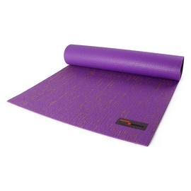 Women's Health Linen Yoga and Exercise Mat