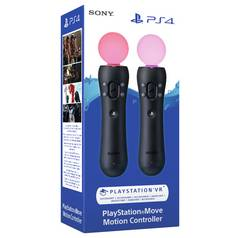 Sony PS4 Move Twin Pack