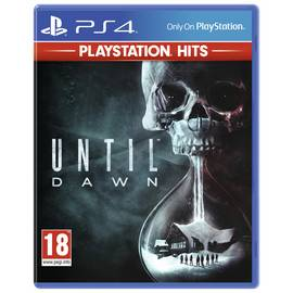 Until Dawn PS4 Hits Game