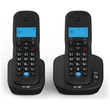 BT 3440 Cordless Telephone with Answer Machine - Twin