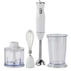 Cookworks Hand Blender - Stainless Steel