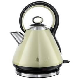 Russell Hobbs 21888 Legacy Quiet Boil Kettle - Cream