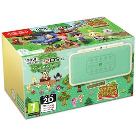 Nintendo 2DS XL Console Animal Crossing New Leaf Edition