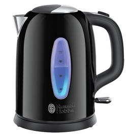 Russell Hobbs 25511 Worcester Kettle - Black Stainless Steel