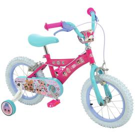 LOL Surprise 14 Inch Kids Bike