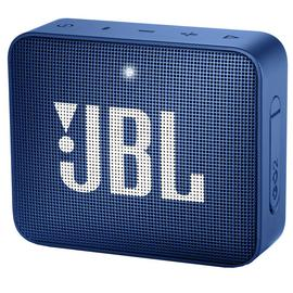 JBL Go 2 Portable Wireless Speaker - Blue