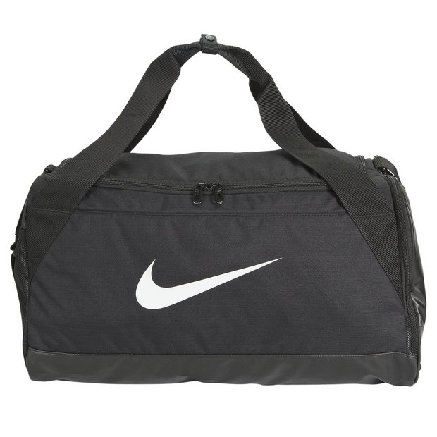 Buy Nike Brasilia Small Holdall - Black  b42201216e049