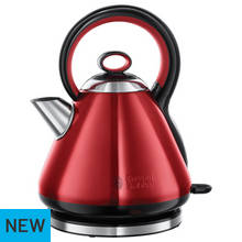 Russell Hobbs 21885 Jubilee Kettle - Red