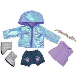6217b9d341e80 Doll Clothes | Outfits & Accessories for Dolls | Argos