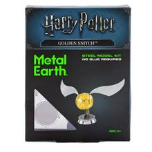 Metal Earth 3D Model Kit - Harry Potter Golden Snitch