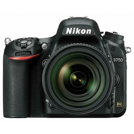 Nikon D750 DSLR Camera with AF-S 24-85mm Lens