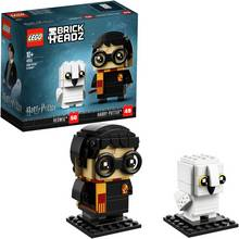 LEGO Harry Potter Brickheadz Harry Potter & Hedwig - 41615