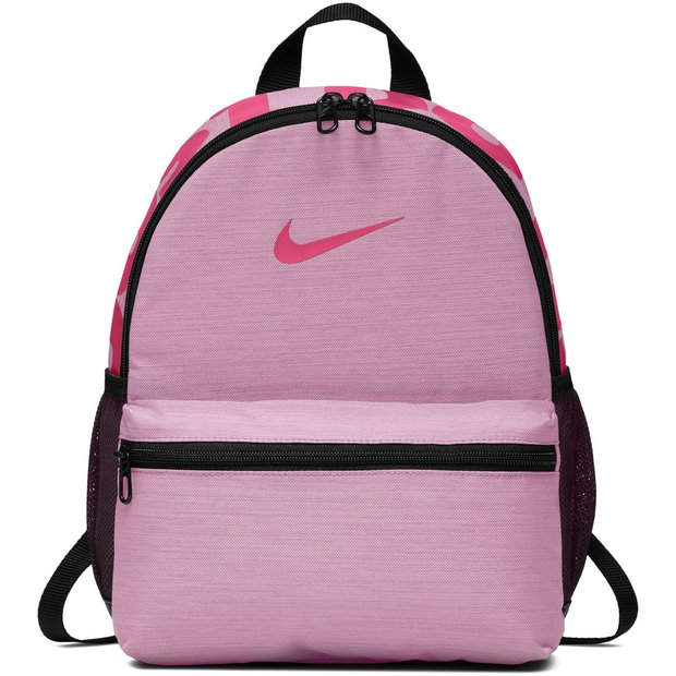 e506e94c39ba3e Buy Nike Kids Mini Backpack - Pink | Bags, luggage and travel | Argos