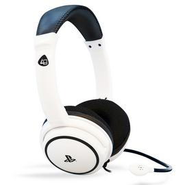 4Gamers PRO4-40 PS4 Headset - White