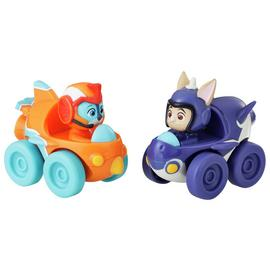 Top Wing Mission Control Racers - 2 Pack Assortment