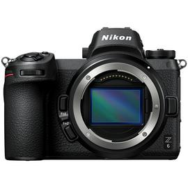 Nikon Z6 Mirrorless Camera Body Only
