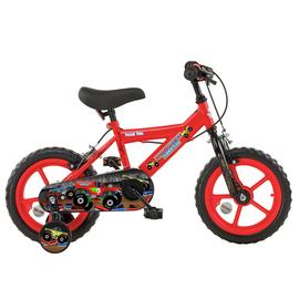 Pedal Pals 14 Inch Wheel Size Monster Smash Bike